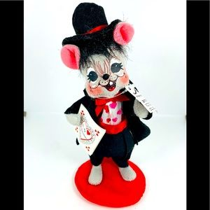 Annalee Sweetheart Boy Mouse